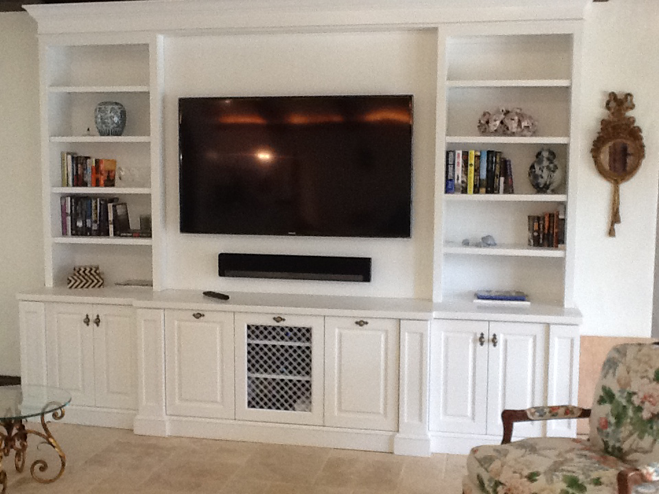 Entertainment Cabinets J Amp J Cabinets Call Now 786 573 0300