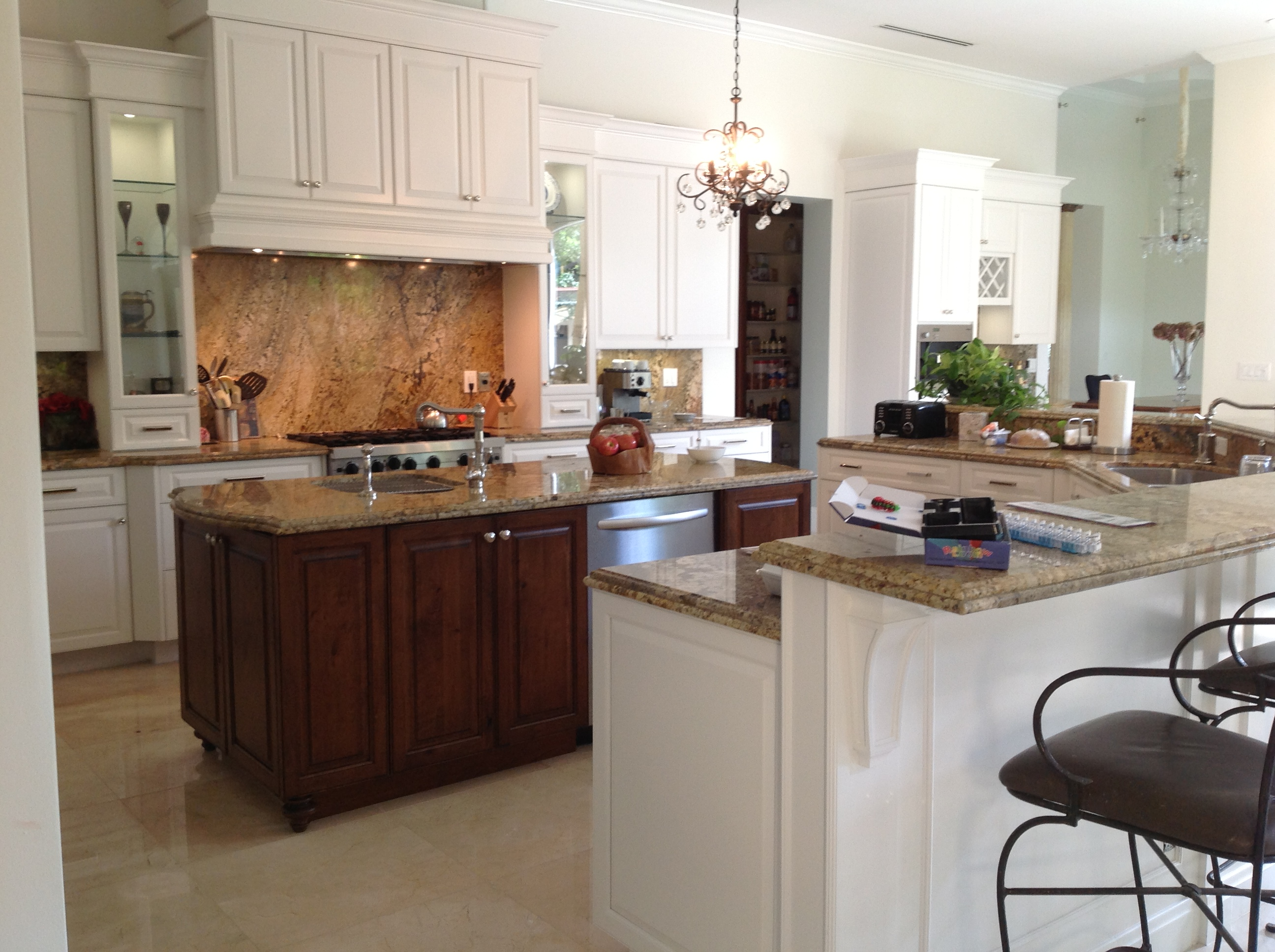Custom Kitchen Cabinets Miami | Unique Kitchen Cabinets