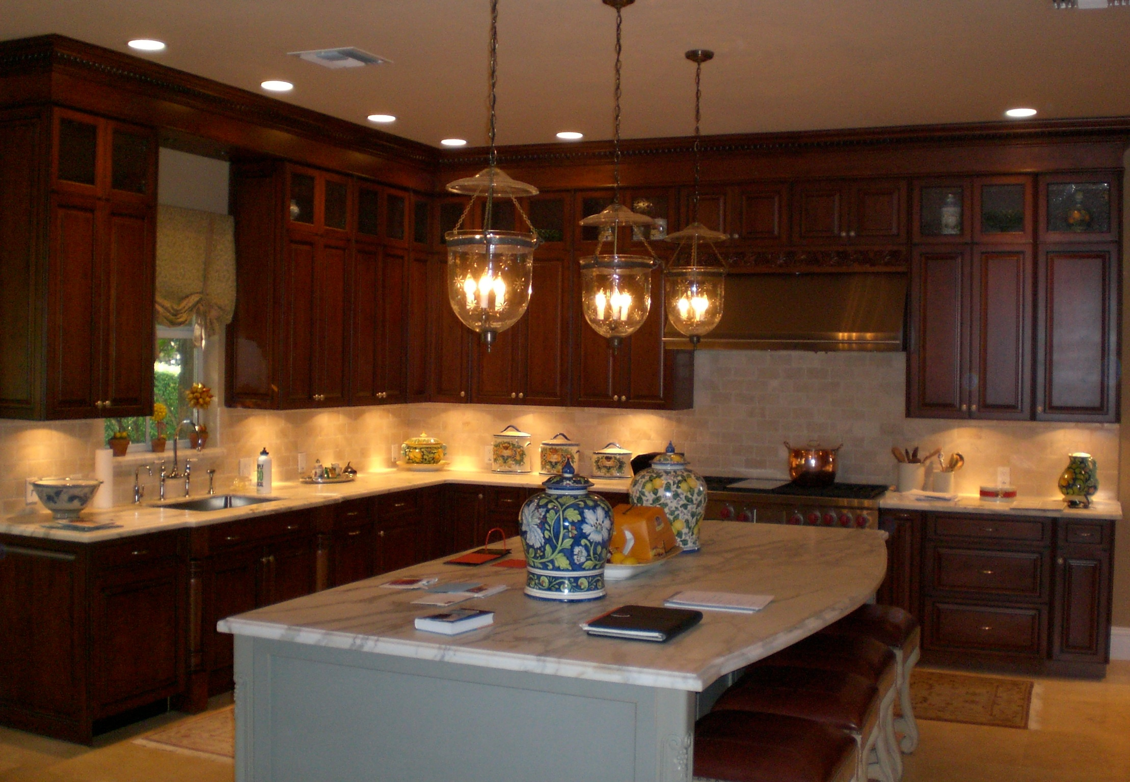 Custom kitchen cabinets miami 010