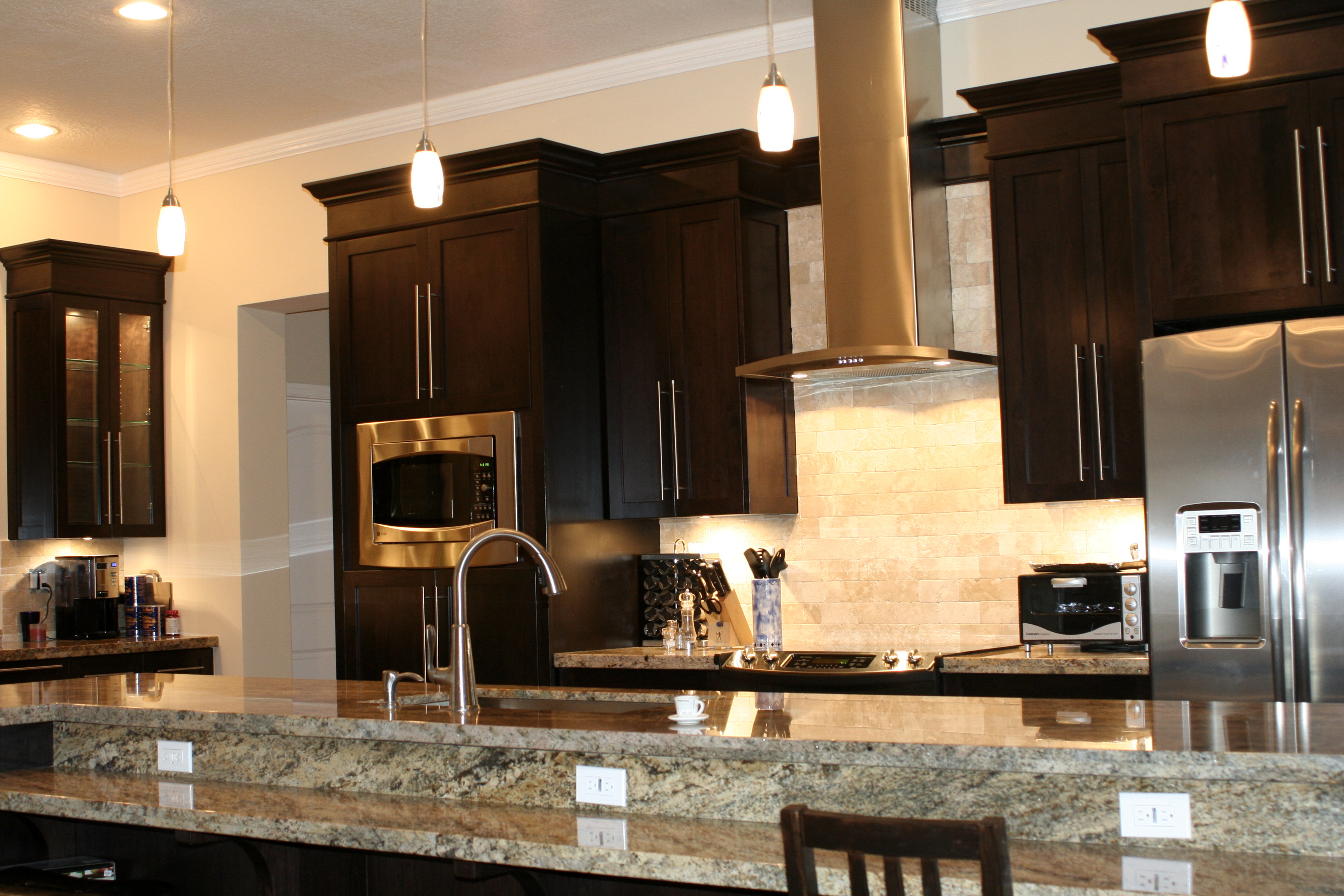 Miami Custom Cabinets Company Kitchen Kendall 008